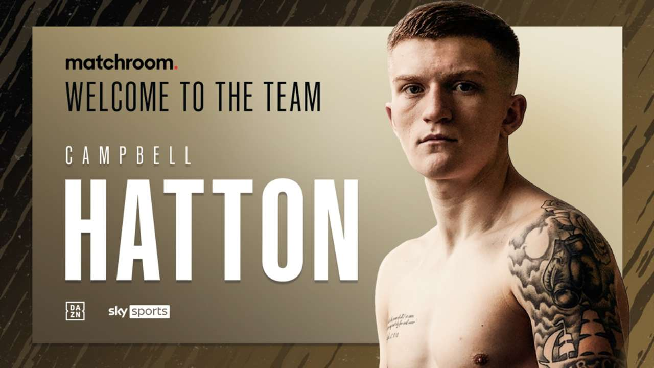 Campbell Hatton Debuts On Povetkin Vs Whyte 2 Undercard
