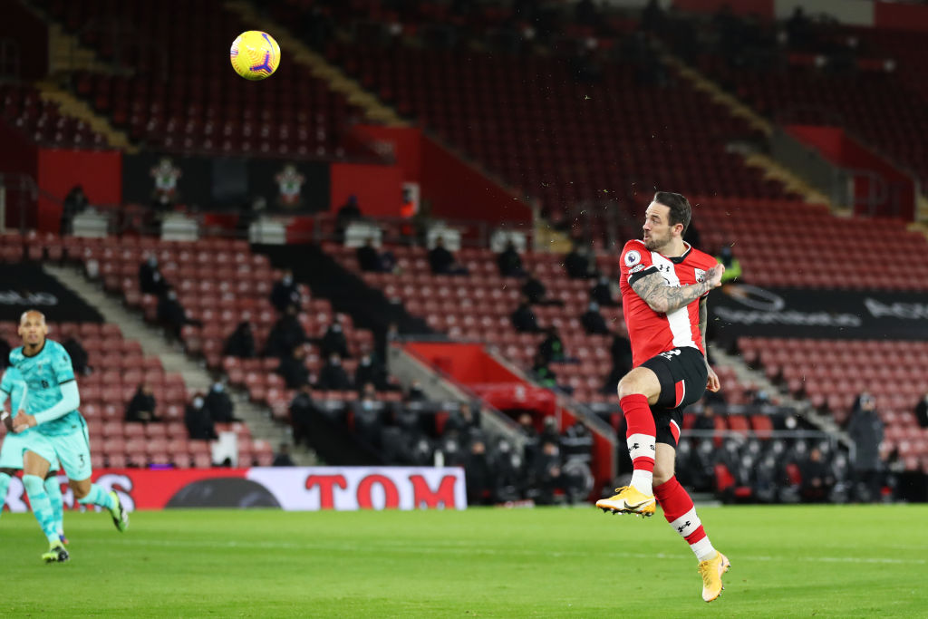 Early Ings Goal Hands Southampton Superb Win