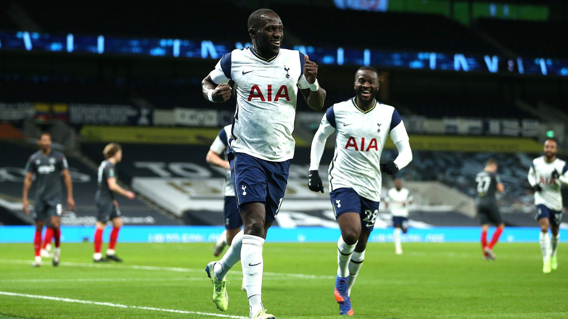 Spurs Through To Carabao Cup Final
