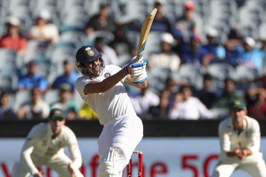 Shubman Gill Had A Sparkling Debut In Australia