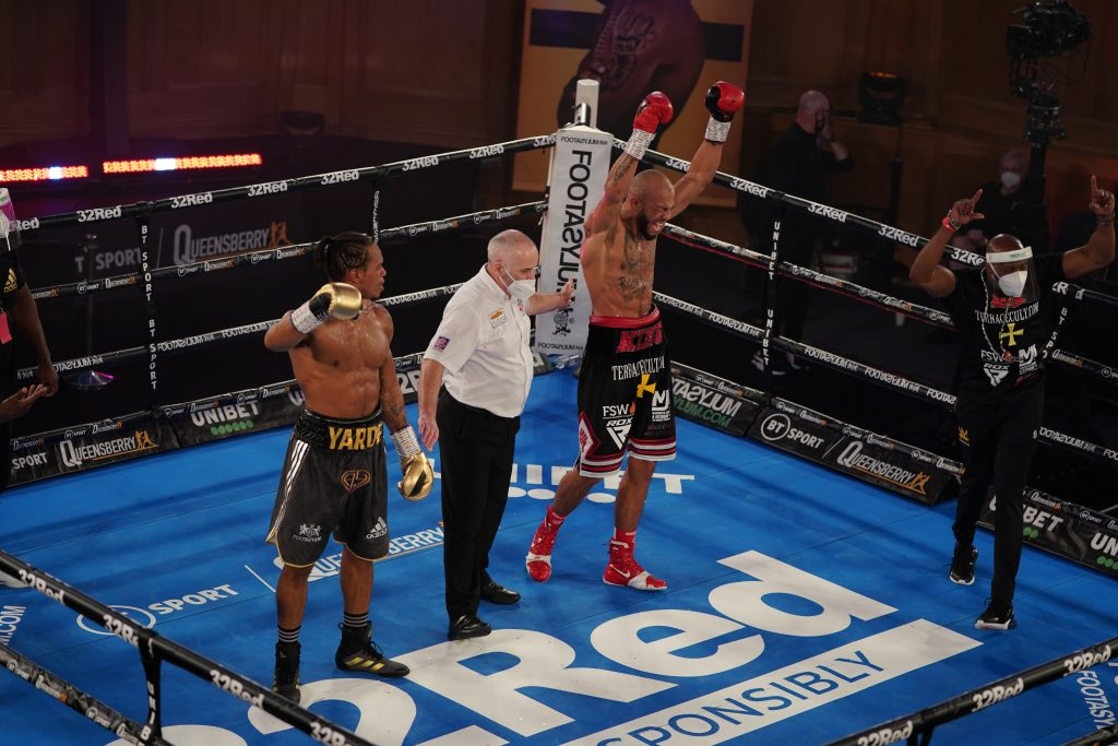 Lyndon Arthur Upsets Anthony Yarde To Retain Commonwealth Title