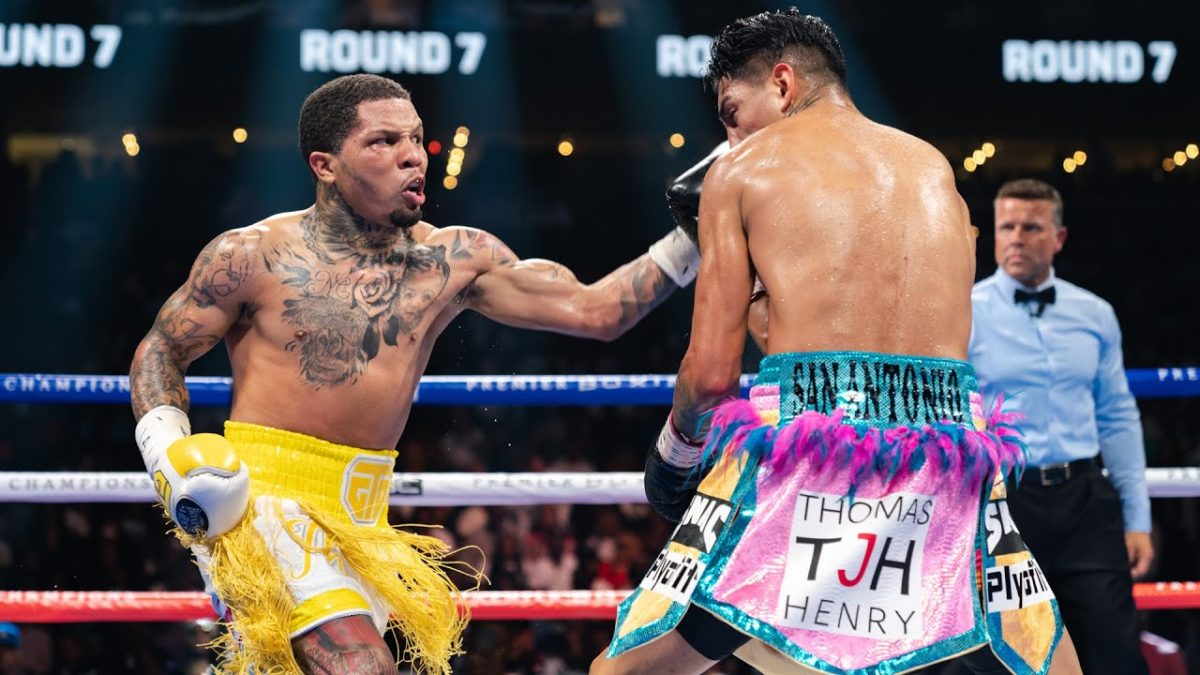 Top 10 Best Pound For Pound Boxers Rated 2021 1