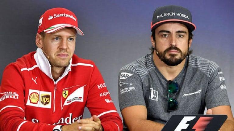 Vettel Hamilton Alonso F1 News 1030841
