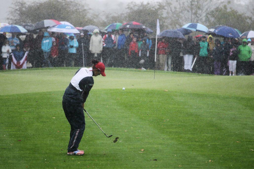 golf waterproofs
