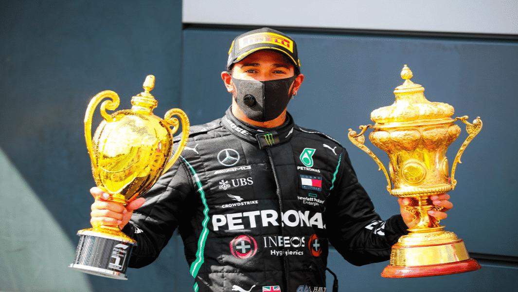 Lewis Hamilton 7 Time World Champion