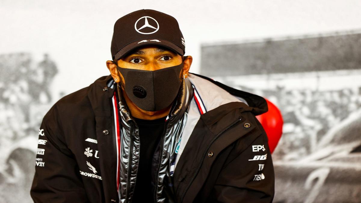 Lewis Hamilton Contract