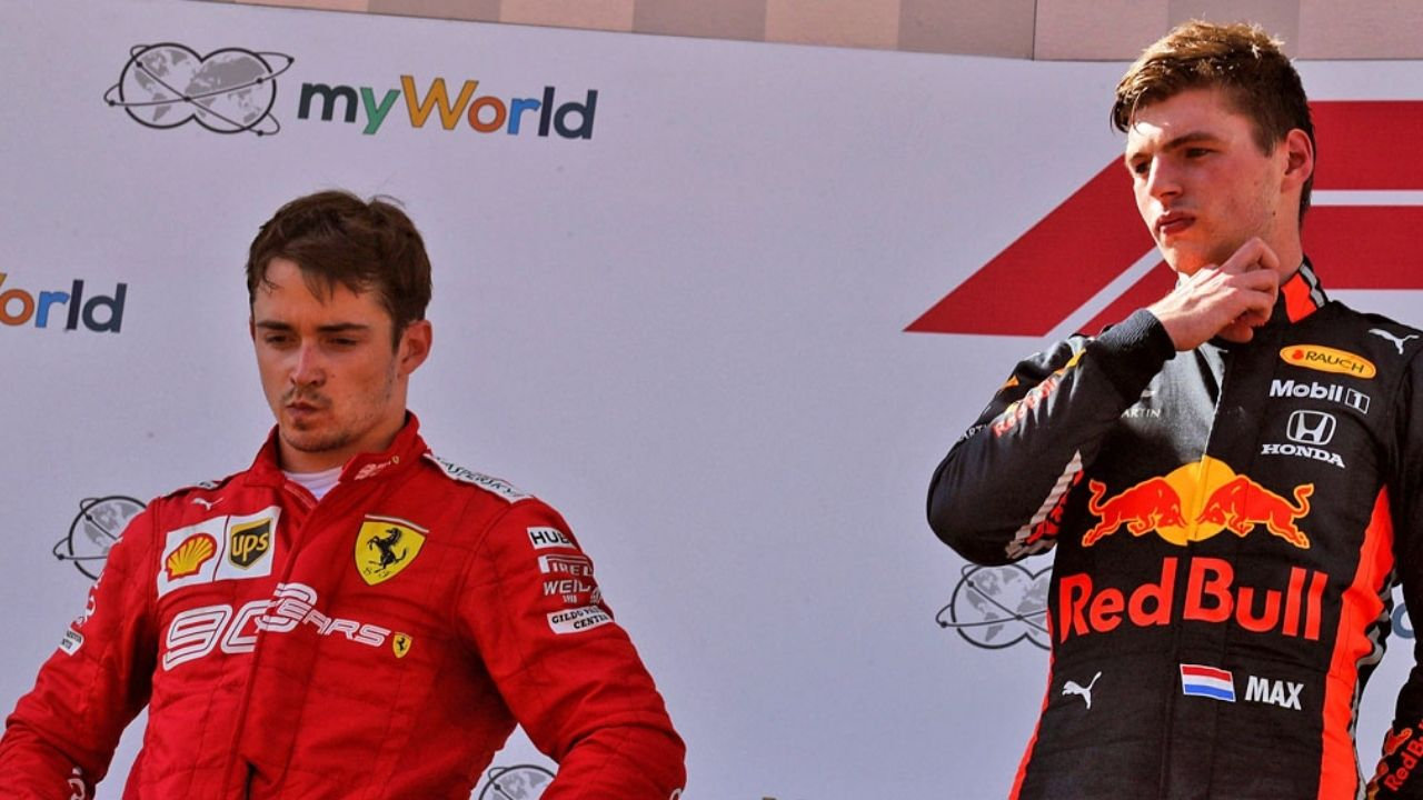 Max Verstappen And Charles Leclerc Are Legitimate Prospects For The Future