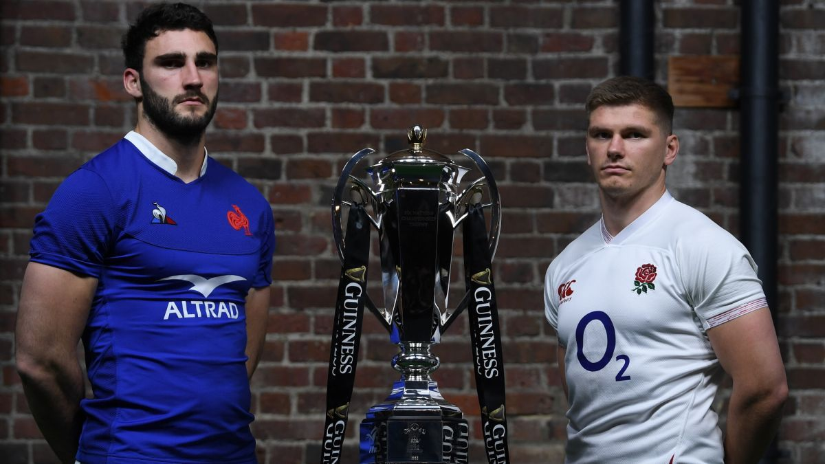 Six Nations 2021: Round 1 Fixtures
