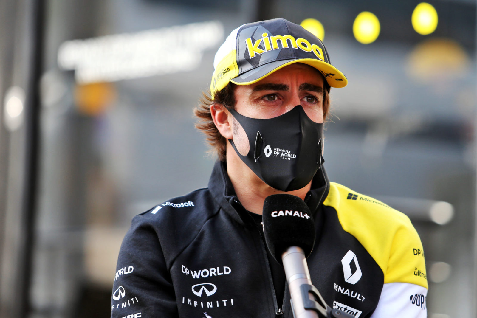 Fernando Alonso Would Be Making A Return With Alpine