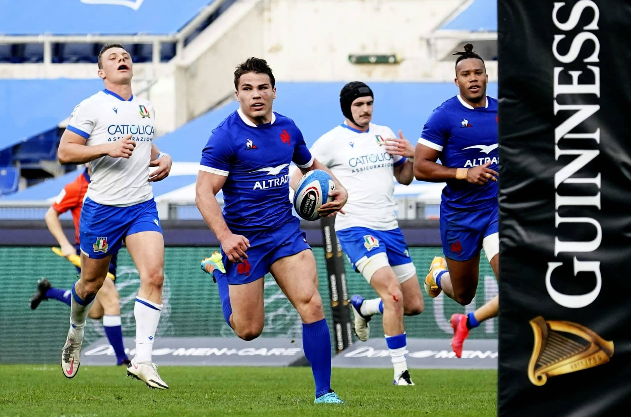 Round 2 Six Nations 2021 France