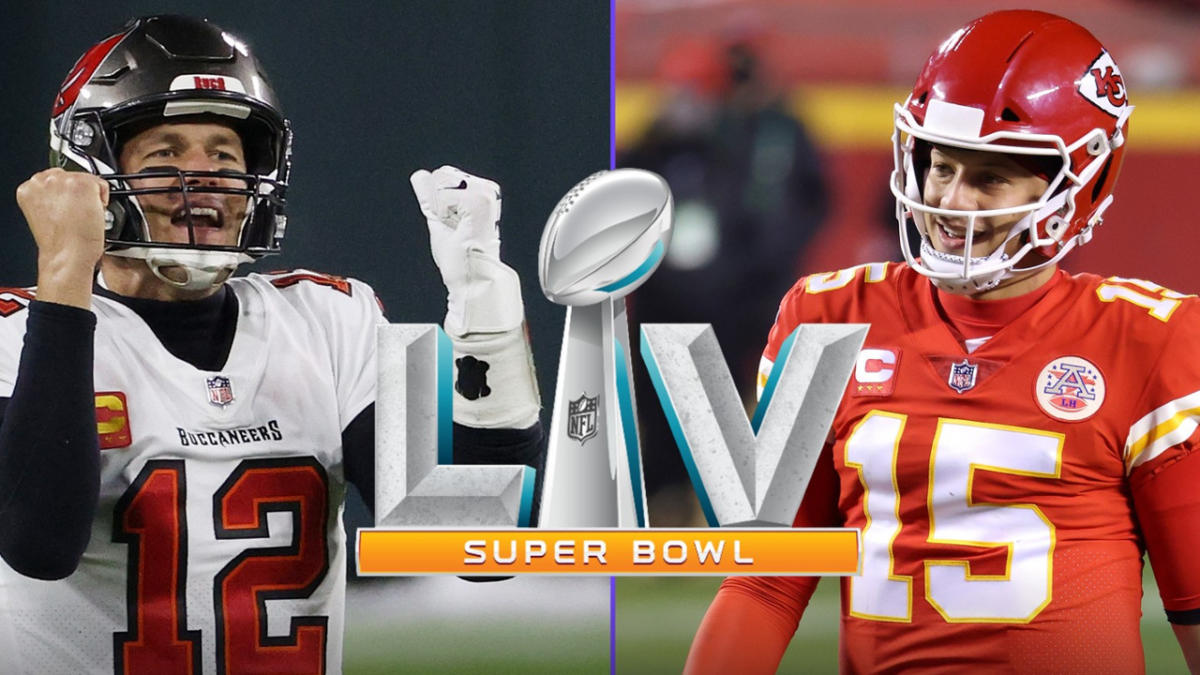 The past collides with the future as Brady and Mahomes square off in Super Bowl LV