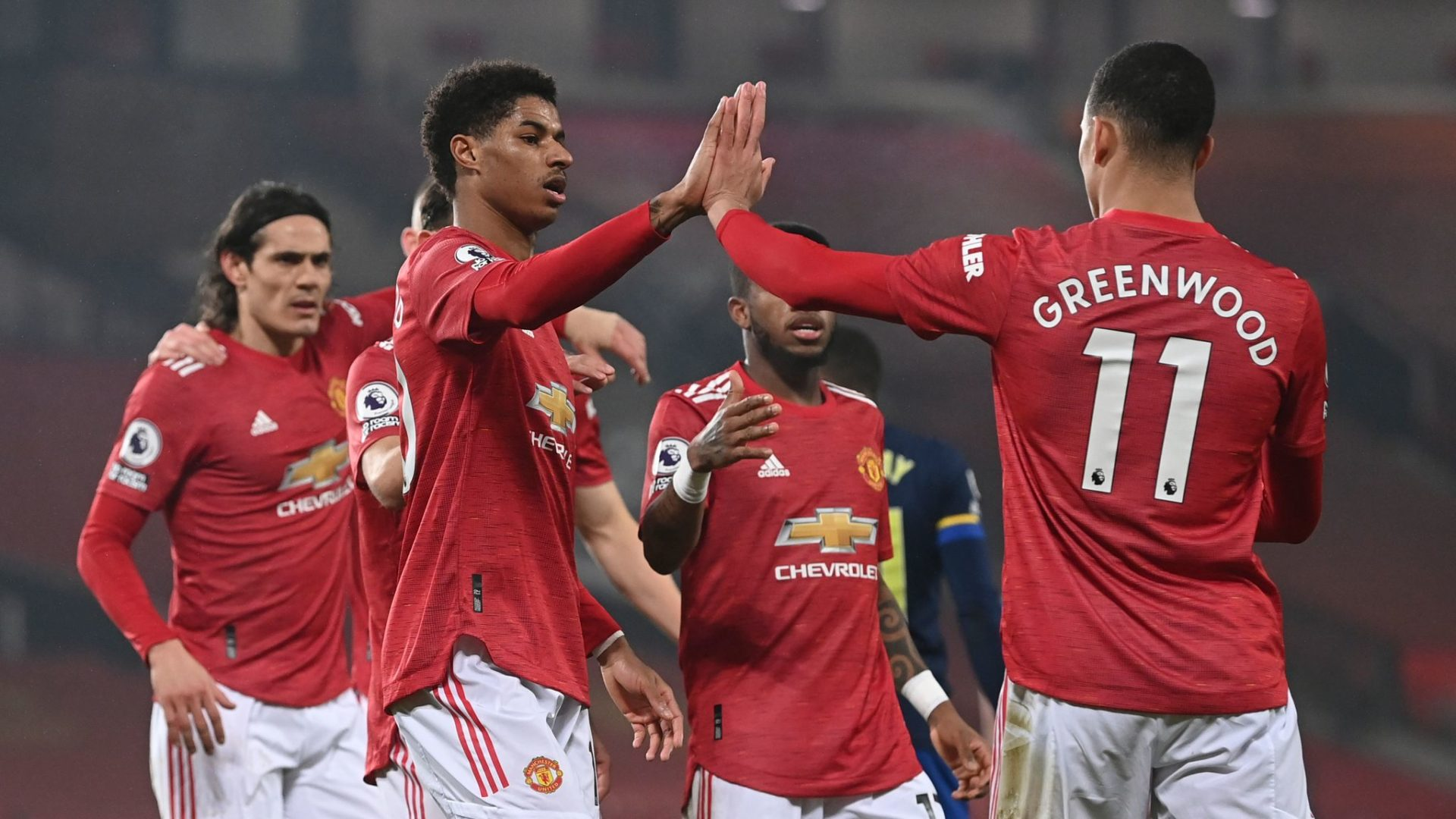United Hit Nine To Equal Record Win