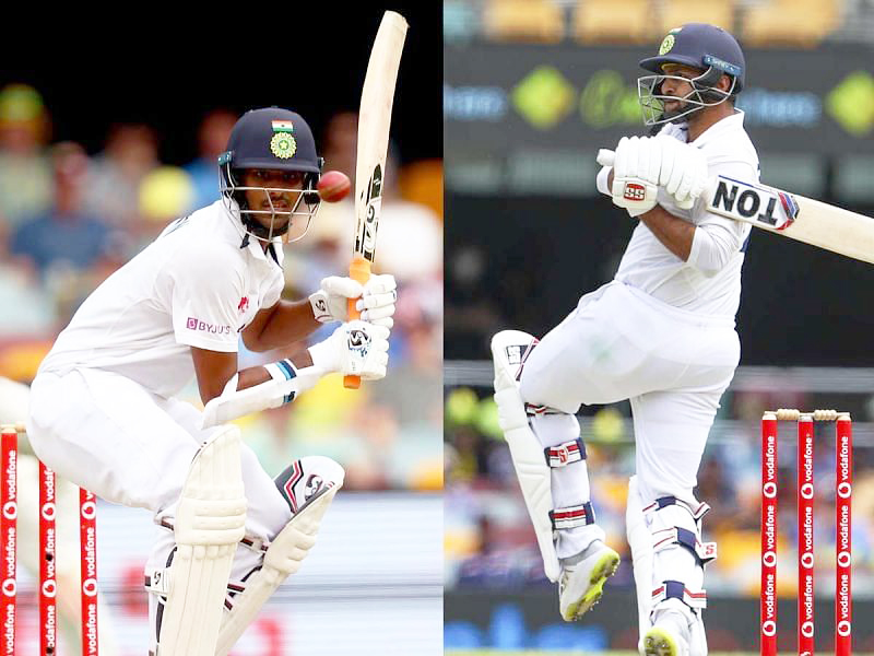 Washington Sundar had an incidental impact in Test Cricket