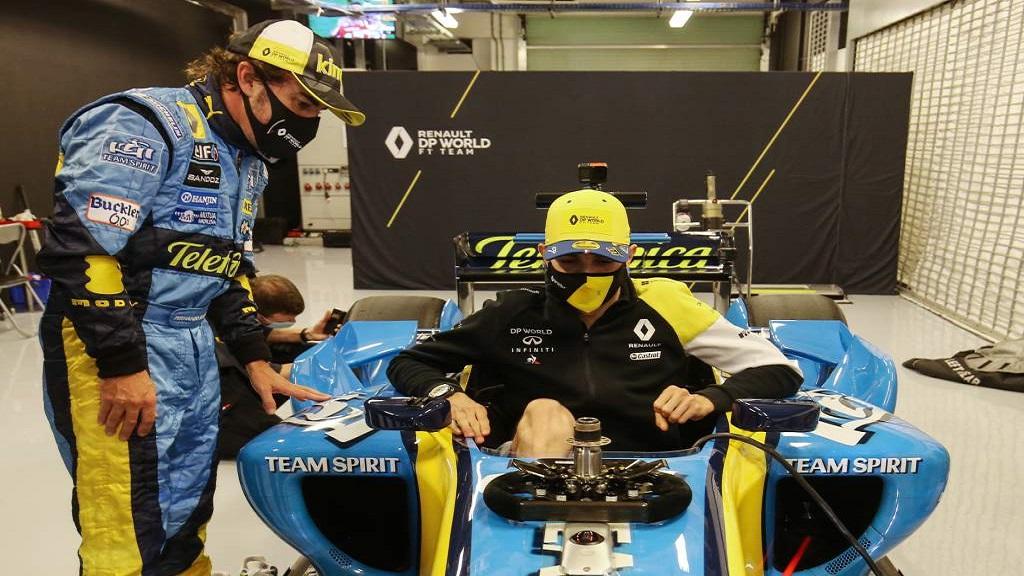 Esteban Ocon Vs Fernando Alonso Could Be An Interesting Battle