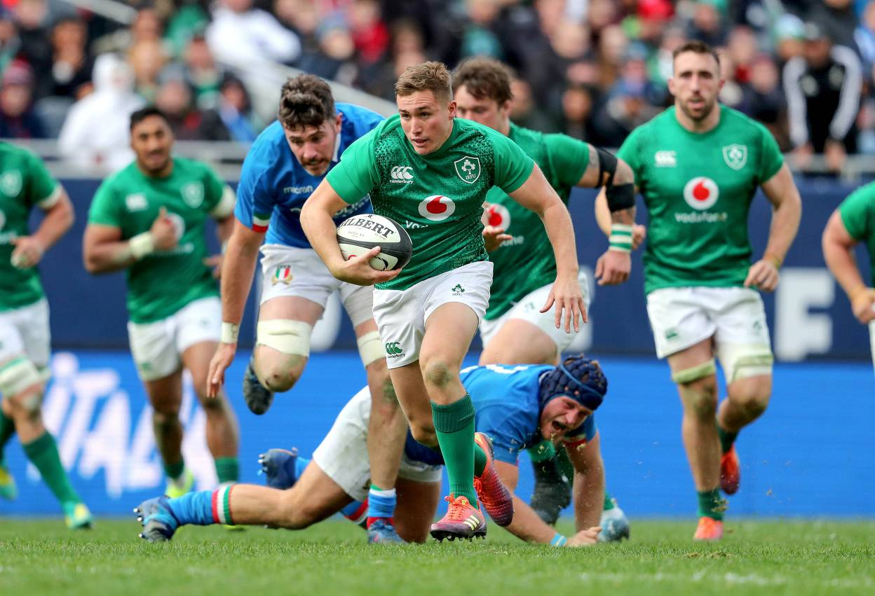Six Nations Round 3 Recap Triple Crown