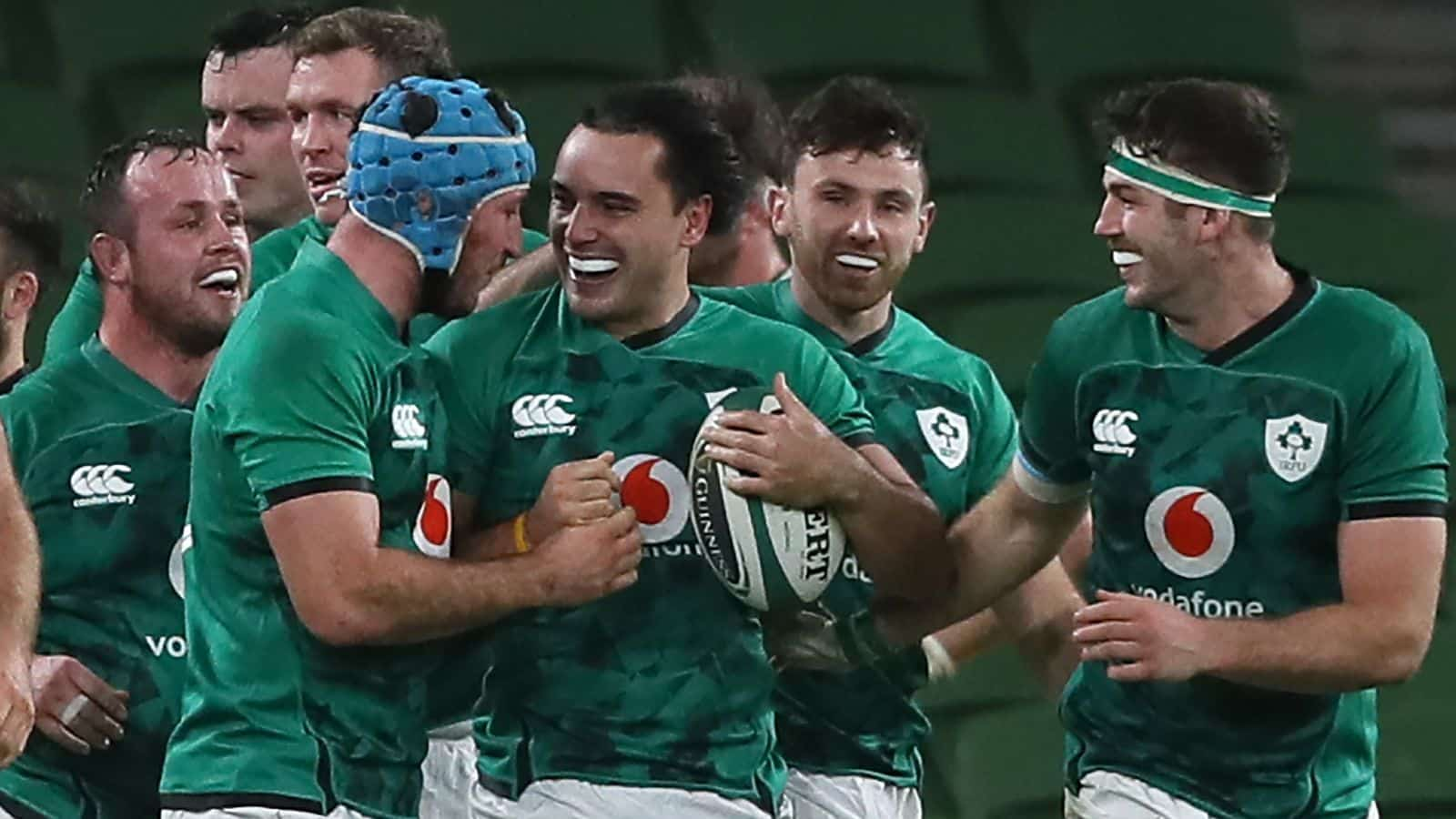 Round 2 Six Nations 2021 Ireland