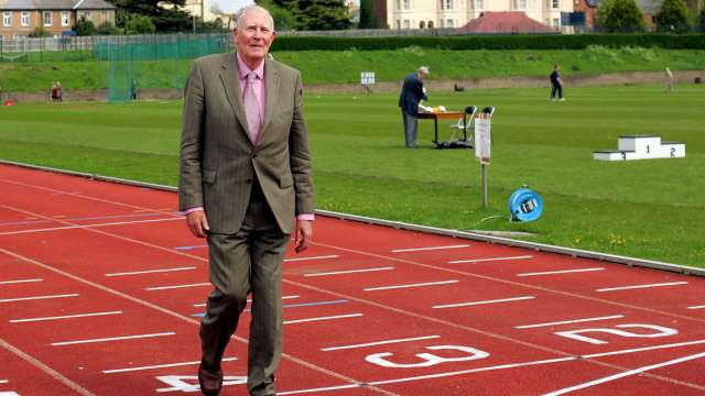 The Life And Times Of Roger Bannister 1