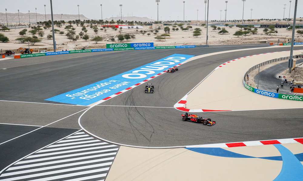 Pre-season Formula One Testing