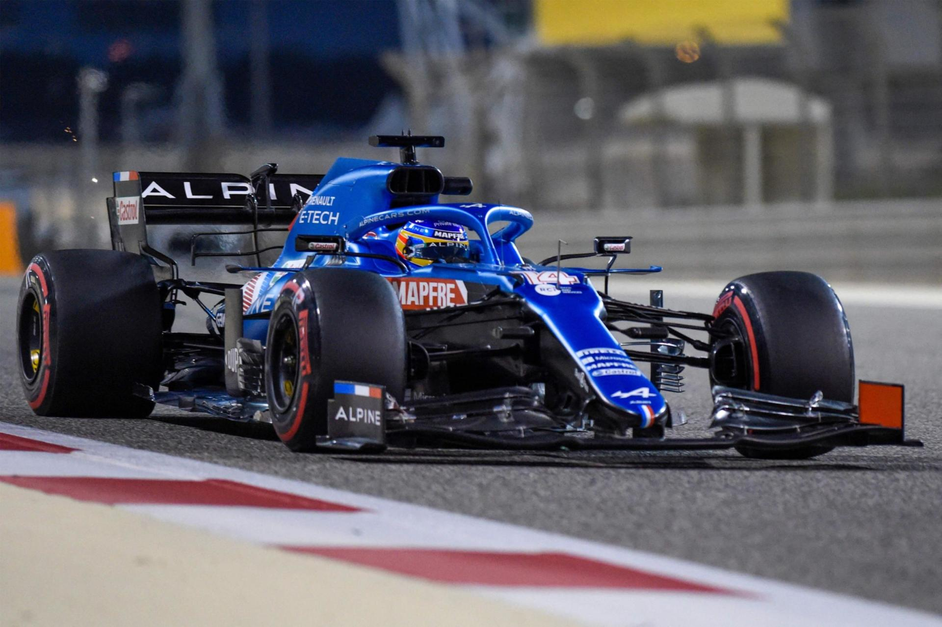 Alpine Is A Clear Step Behind In Performance As Compared To The Rest Of The Midfield
