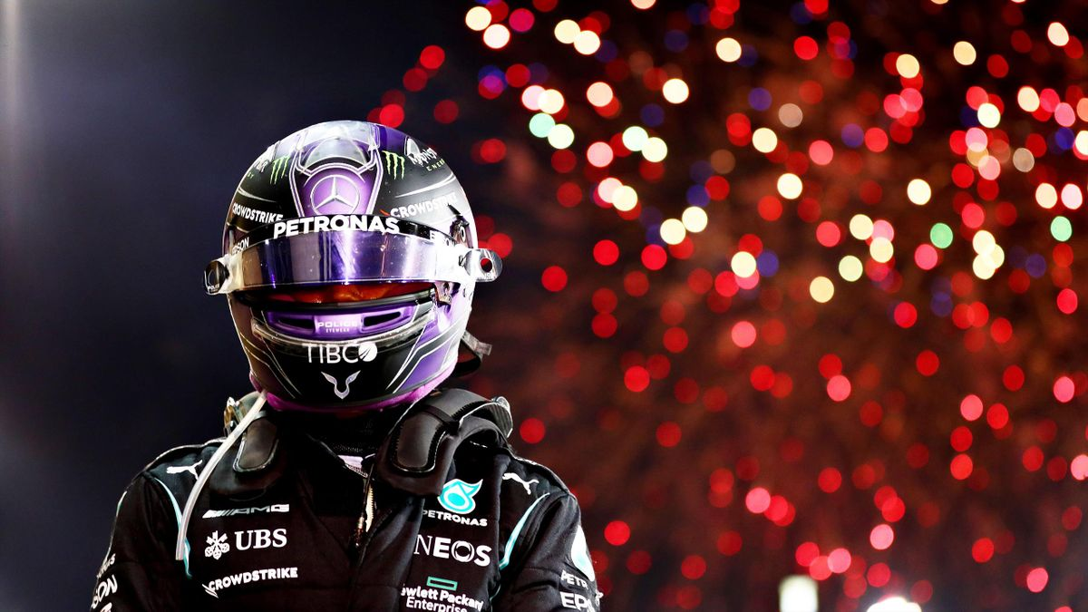 At the Bahrain Grand Prix Lewis Hamilton showed he would always be a worthy contender in a slower car