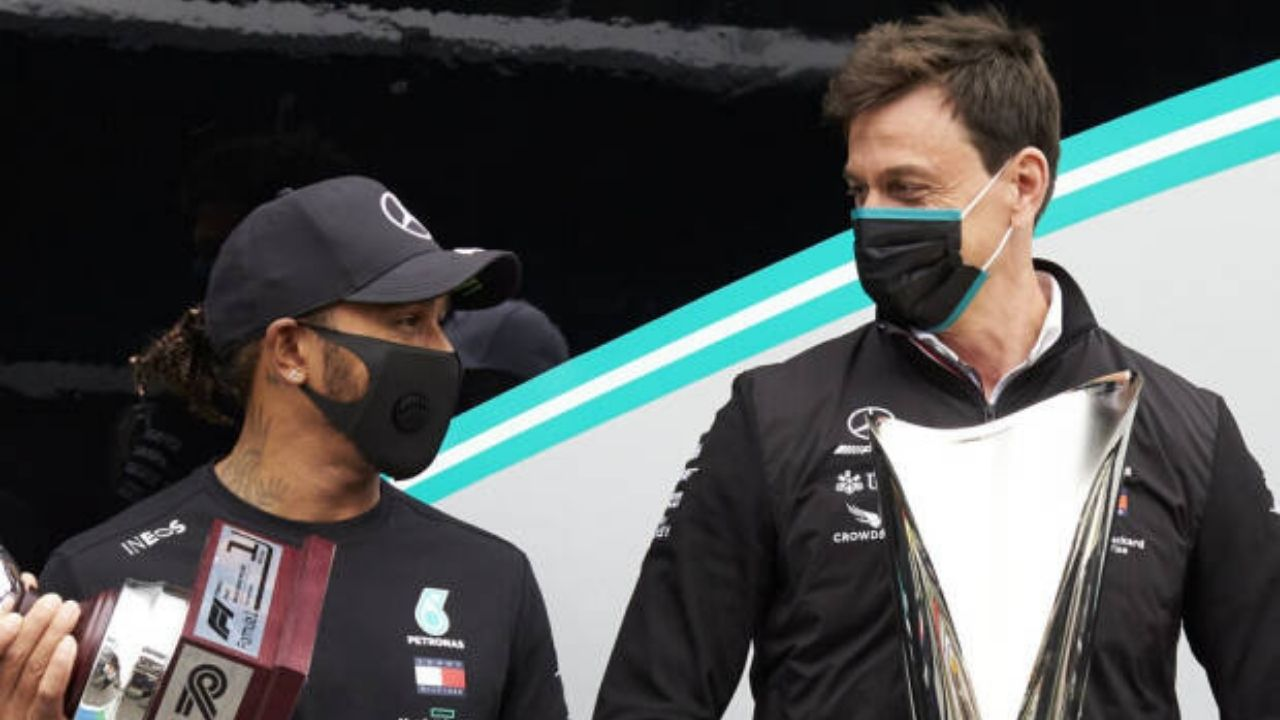 Hamilton And Mercedes Could Only Agree On A Single Year Extension