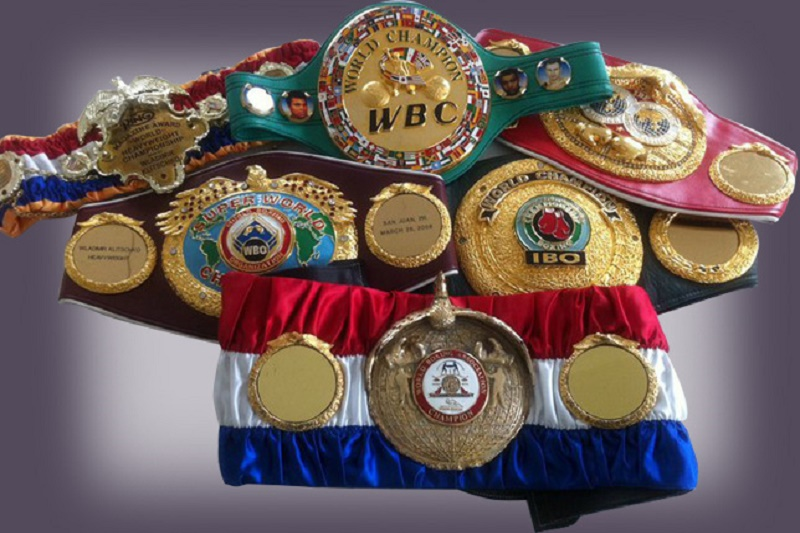 Anthony Joshua Vs Tyson Fury 1 Will Have 6 Belts On The Line 1