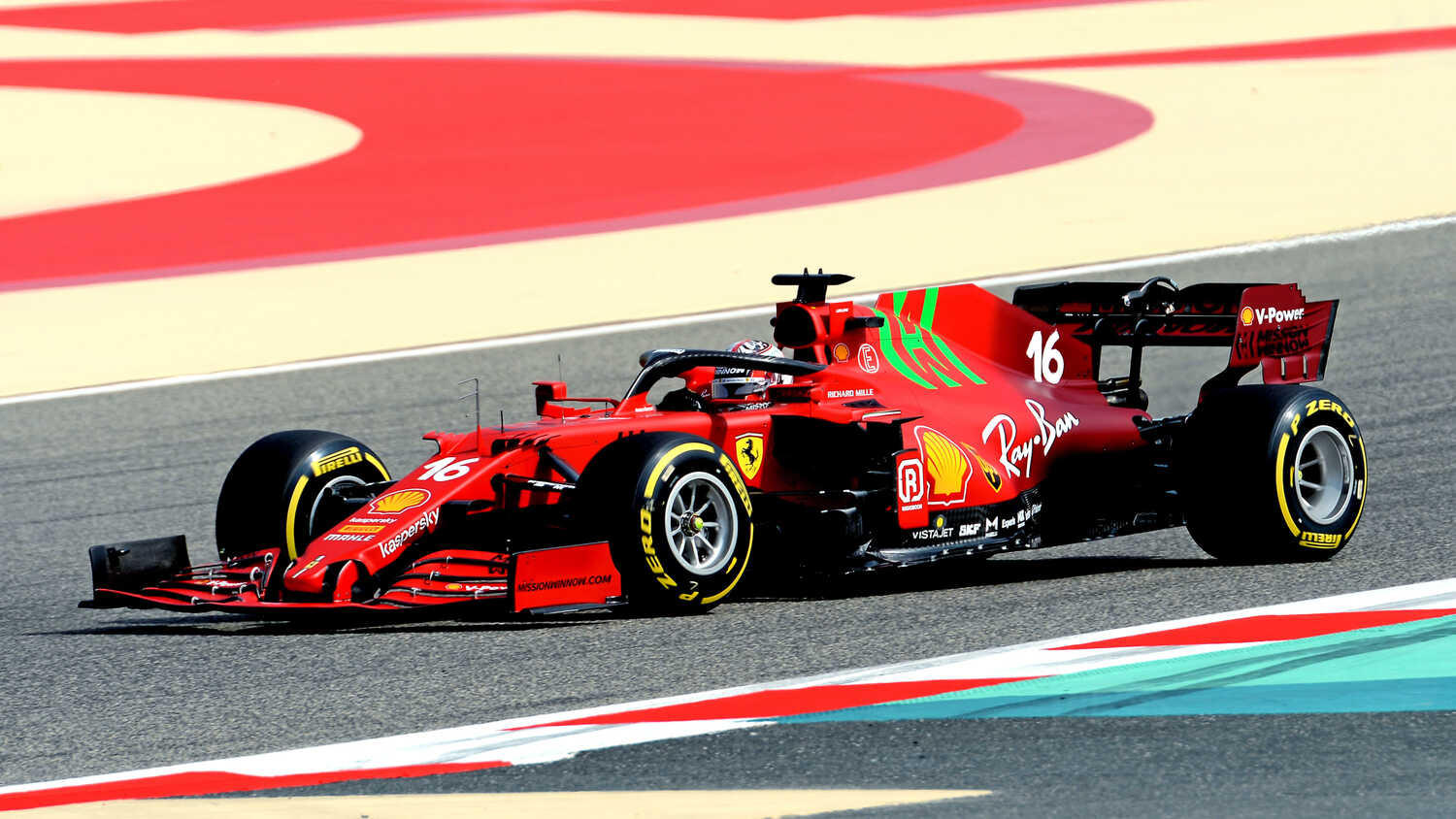 Despite An Improved Engine, Ferrari Would Still Contend In The Midfield