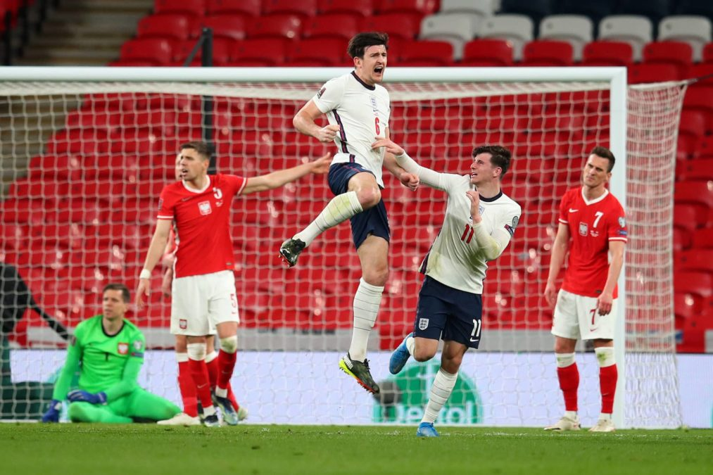 Germans Suffer Shock Home Defeat, England Grab Late Win, Scots Thrash Faroes