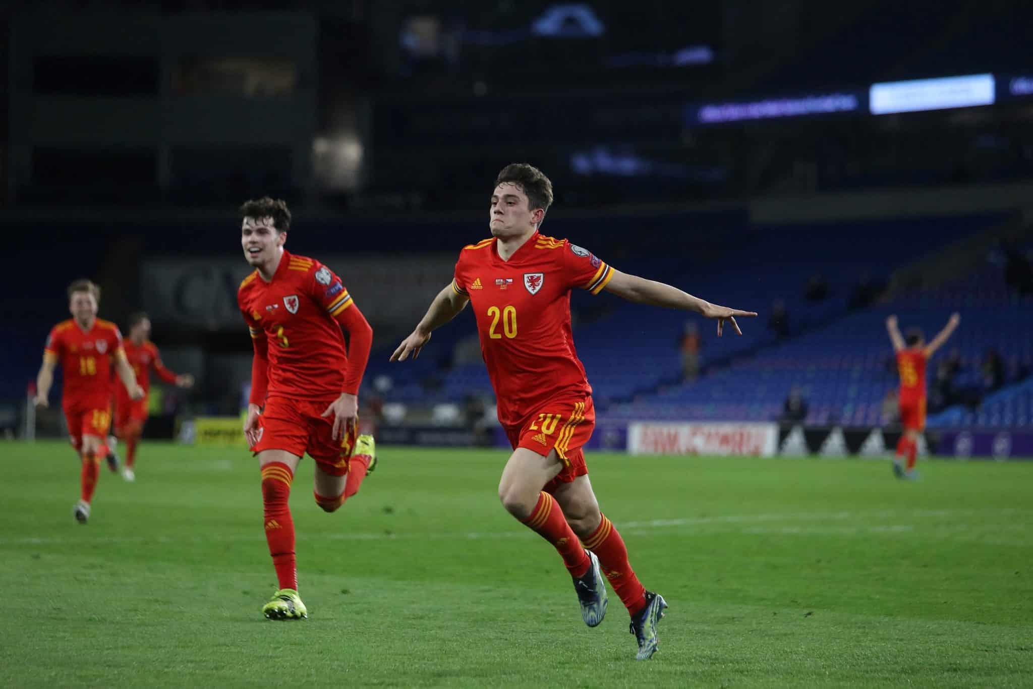 Wales net win