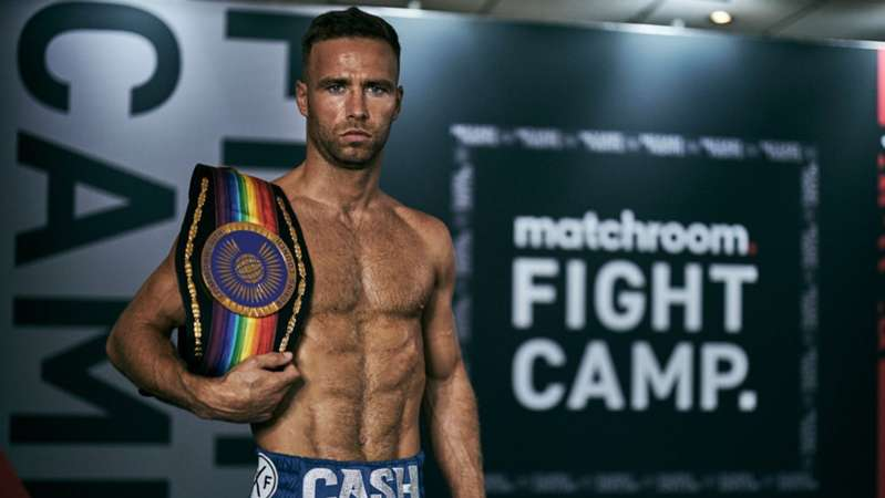 Felix Cash Successfully Defends Commonwealth Title In Fight Camp Week 3 Headliner