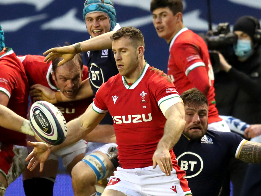 Wales V Scotland Six Nations 2021