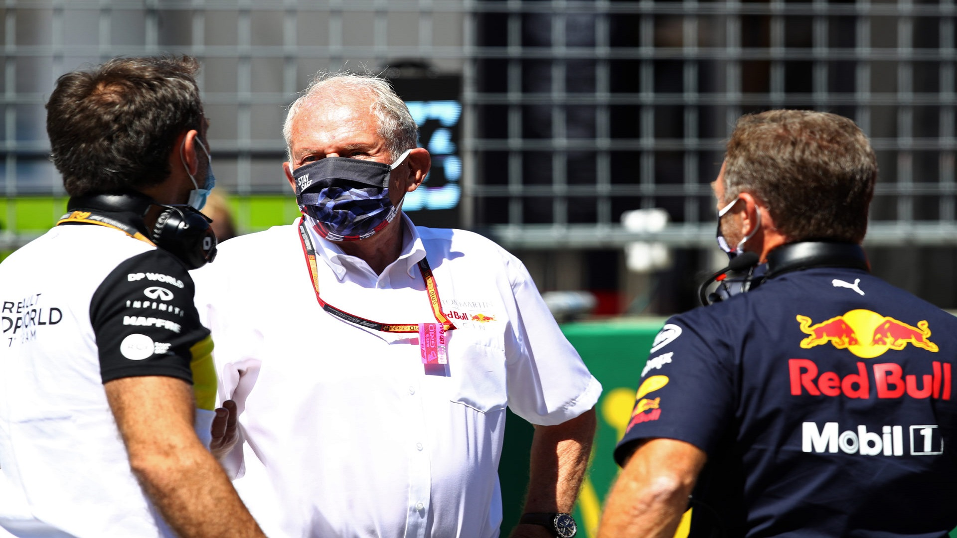 Even In The Worst Case Scenario Red Bull Will Not Be Starting The Season Too Far Behind The Mercedes