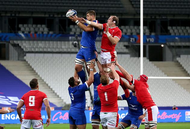 France V Wales Six Nations 2021