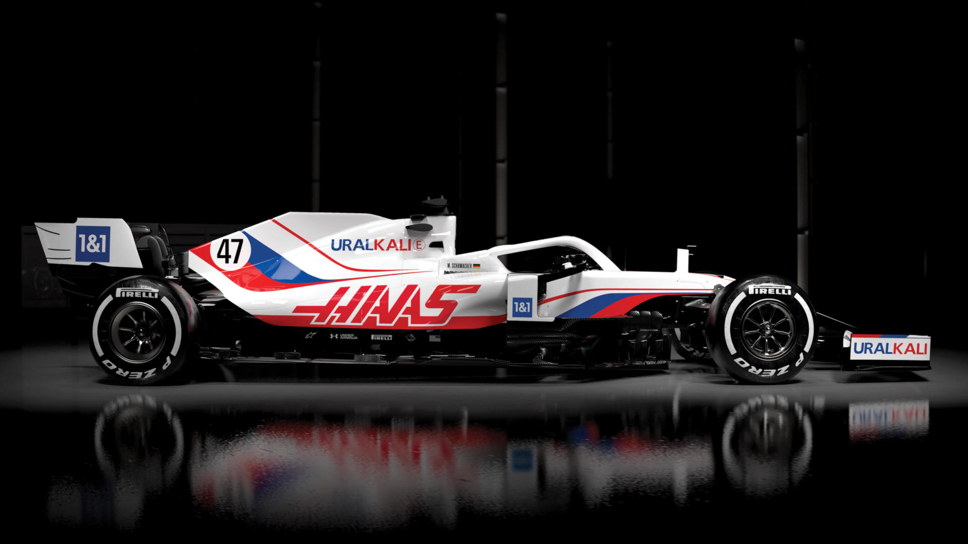 Other Than The Livery And The Driver, Everything Else Remains The Same At Haas