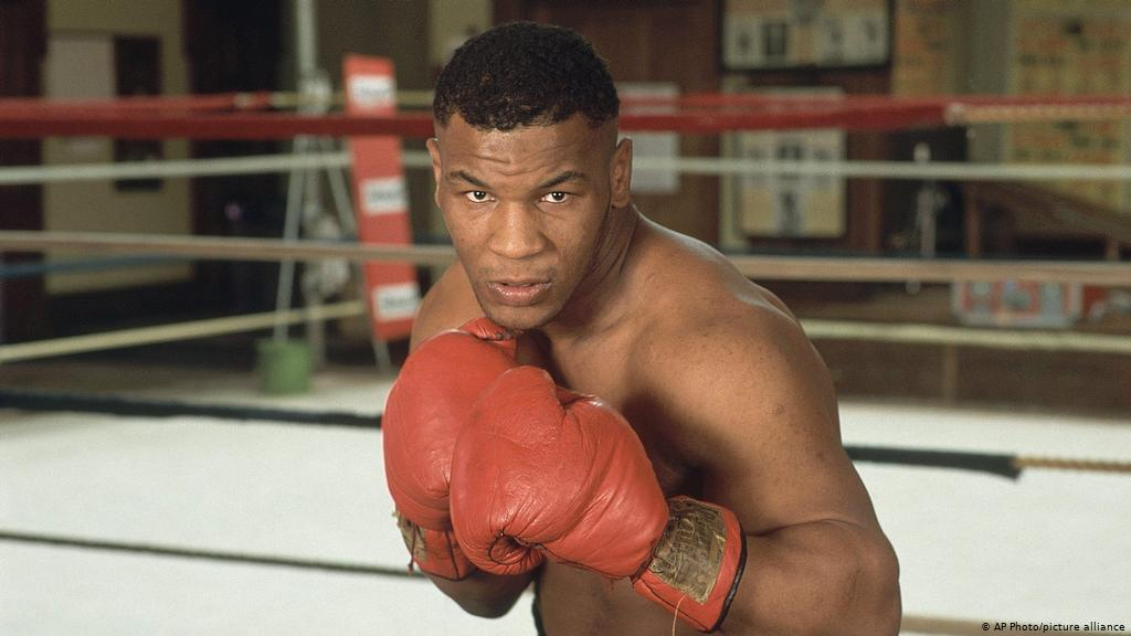 Mike Tyson Iron Mike