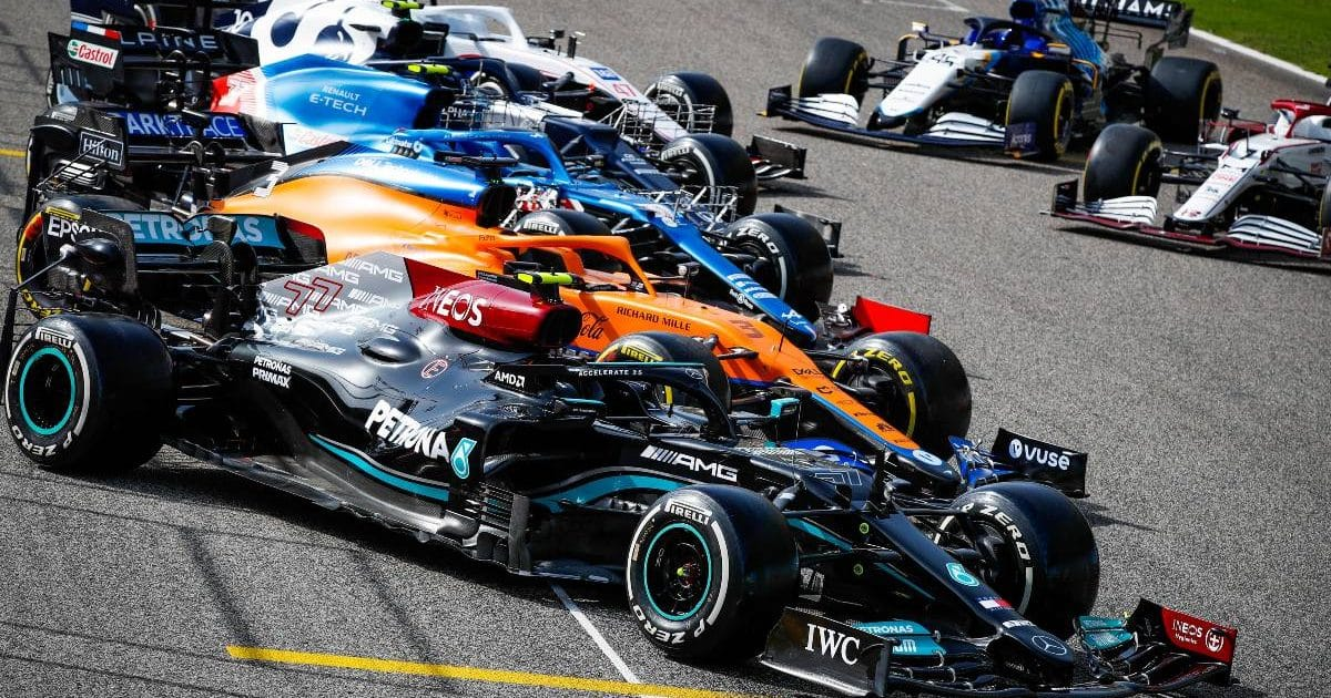 Formula 1 Pre-Season Test 2021