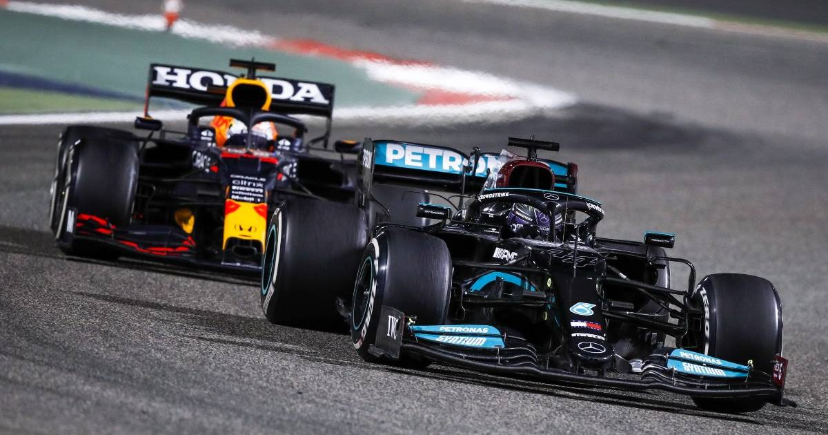 The Bahrain Grand Prix was the first of many title battles