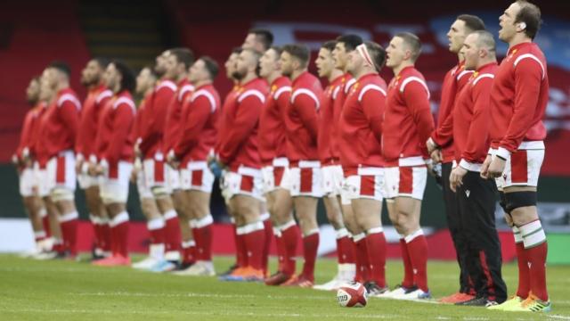 Six Nations 2021 Tournament Winners Wales
