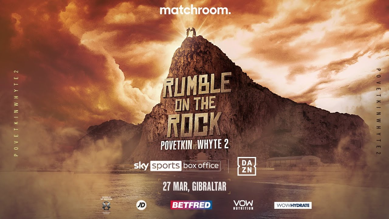 Povetkin Whyte 2 Undercard