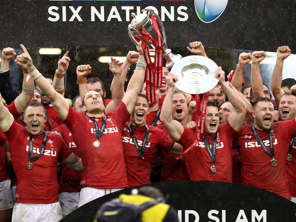 Wales Six Nations 2019 Winners