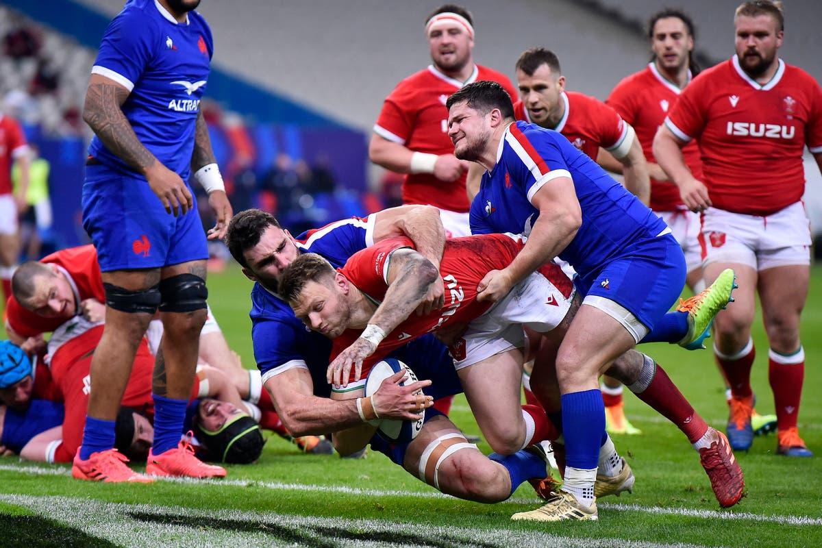 Six Nations 2021 Decider France V Scotland