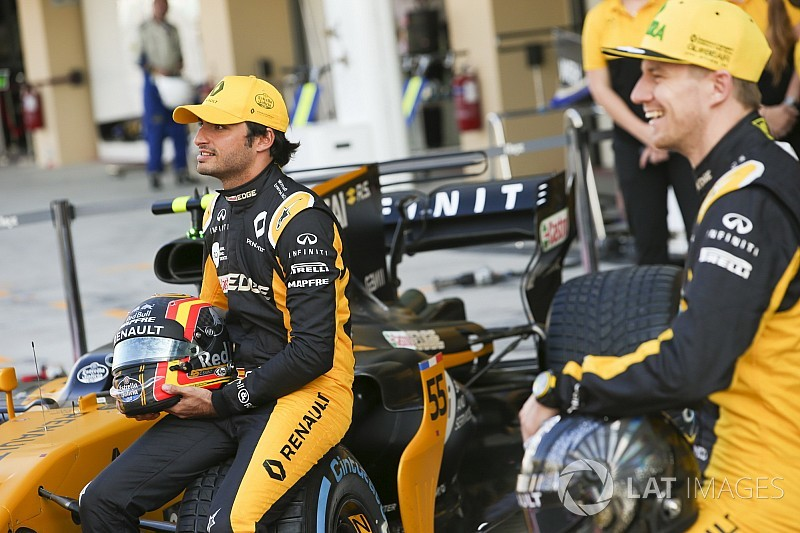 Carlos Sainz Convincingly Lost To Nico Hulkenberg And Max Verstappen As Teammates