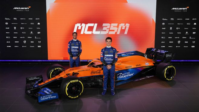 Mclaren Would Have To Get Used To The New Engine In The Formula One Test