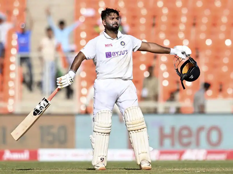 Rishabh Pant Is Finally Coming Off Age In Test Cricket
