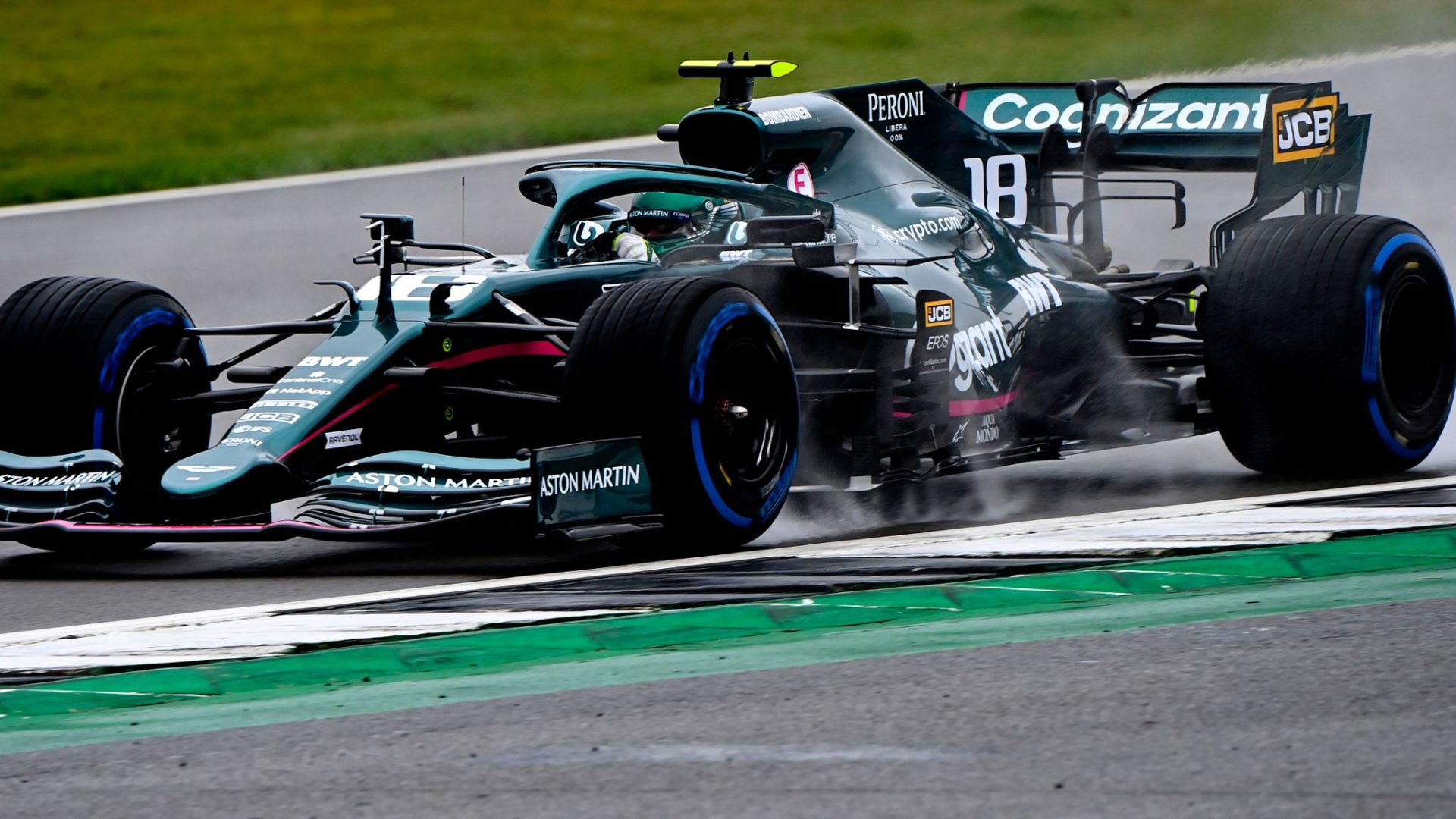 Aston Martin'S Formula 1 Debut Might Have Few Bumps On Its Way