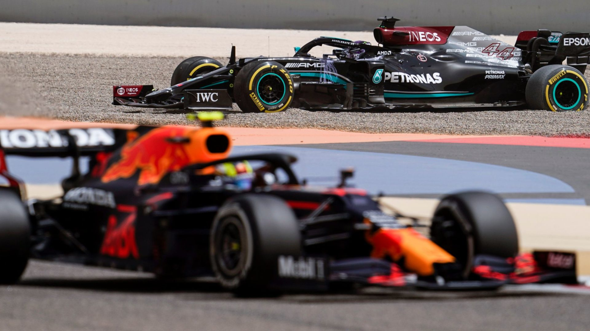 Red Bull Might Be Edging Mercedes Before The Start Of The Season