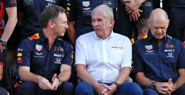 Red Bull'S Biggest Strength Is The Lack Of Politics