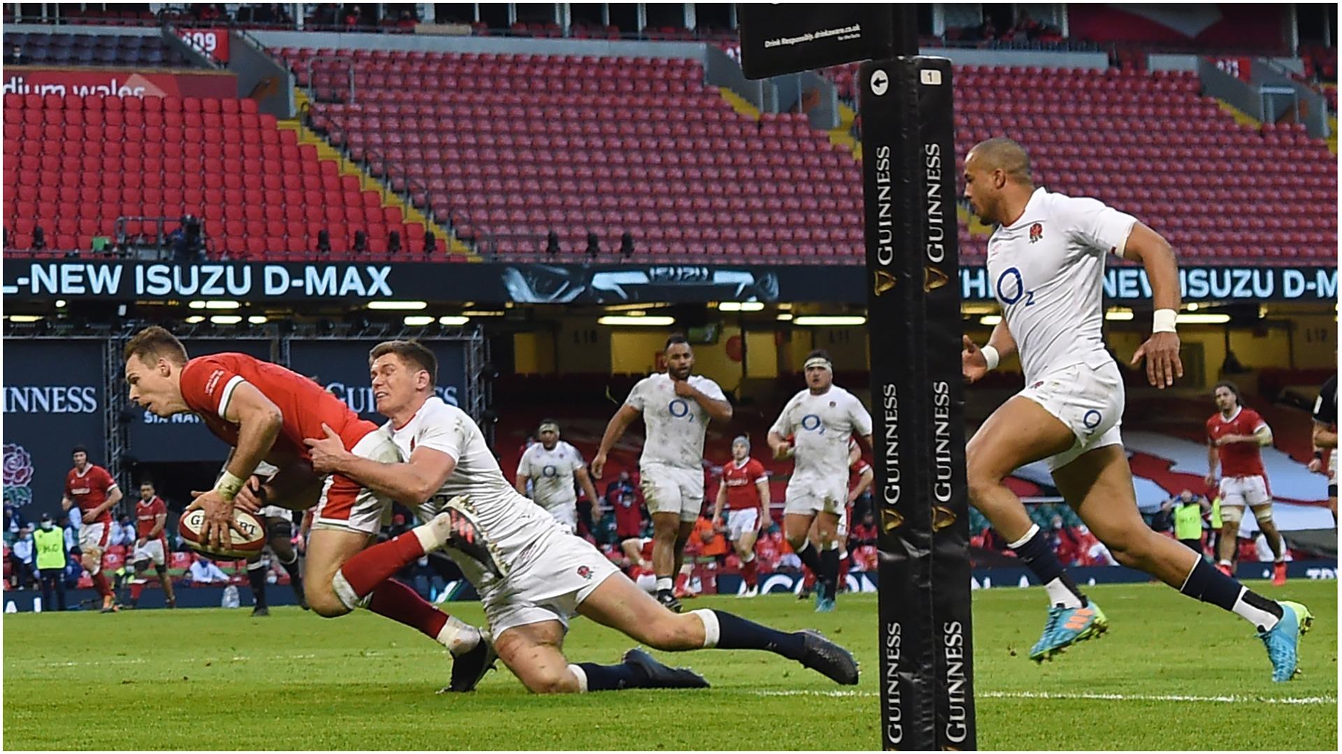 Six Nations 2021 Match Wales V England