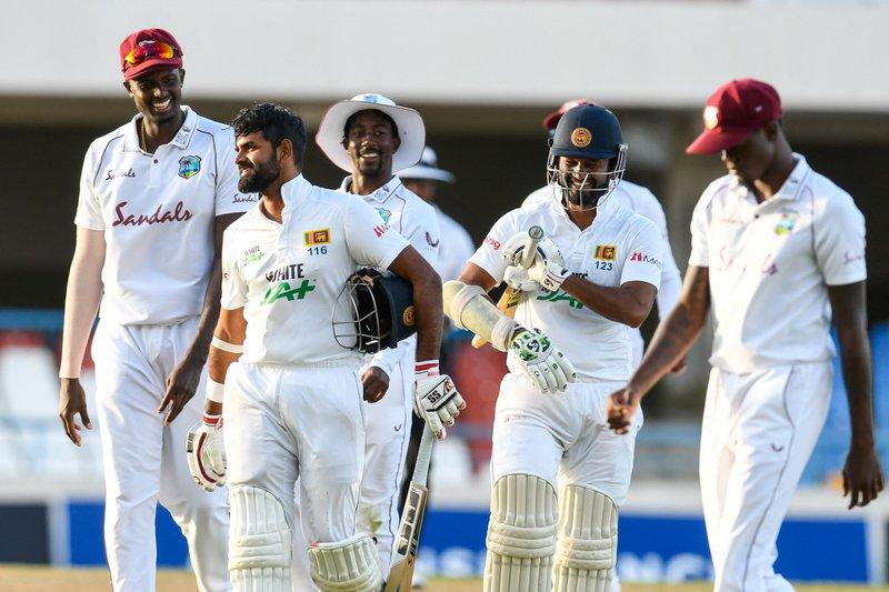 West Indies V Sri Lanka