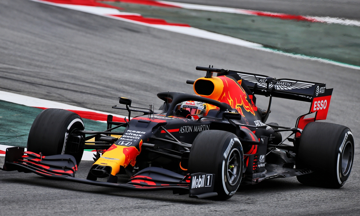 Red Bull Will Be The Team To Beat At The Imola Grand Prix